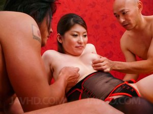 Asian Threesome Porn Porn